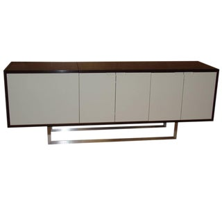 Nathan Flip-Top Media Console