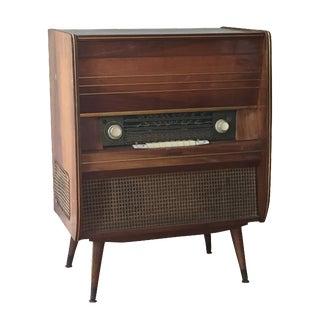 Mid-Century Delmonico Stereo Cabinet/Dry Bar