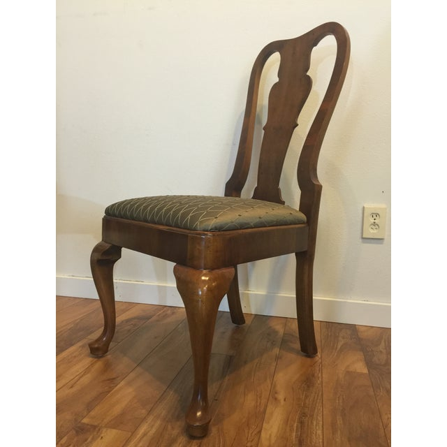 Henredon Traditional Dining Chairs - Set of 6 - Image 8 of 11