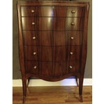 Image of Bob Mackie for American Drew Leg Drawer Chest