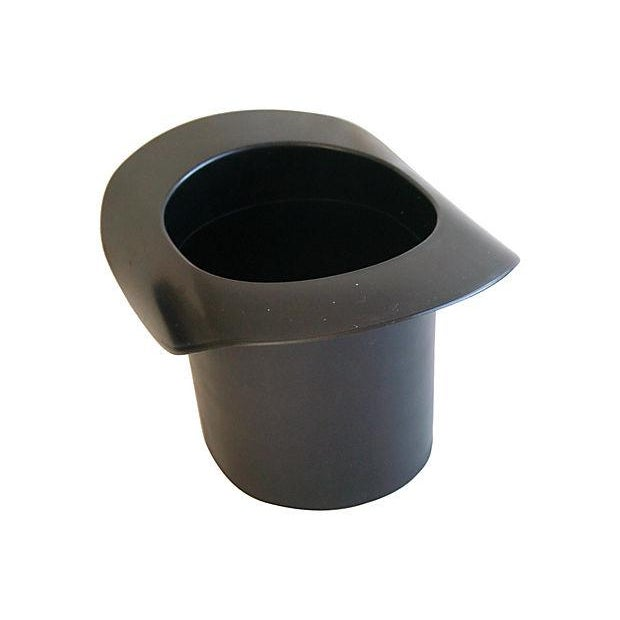 Image of Large Top Hat Champagne/Wine Ice Chiller Bucket