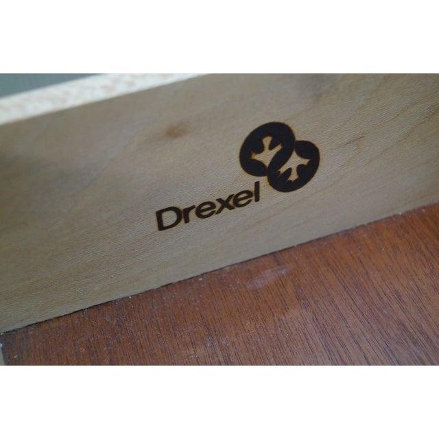 Image of Drexel Heritage Chippendale Two-Door Nightstand