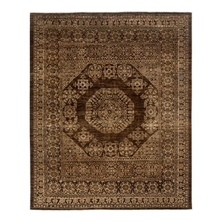 """Gabbeh Hand Knotted Area Rug - 7'9"""" X 9'6"""""""