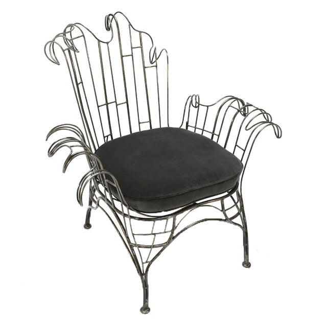 Organic Baroque Chair by Tony Duquette - Image 1 of 7