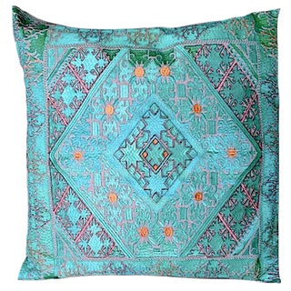 Swati Embroidered Pillow