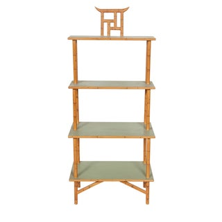3-Shelf Samurai Etagere