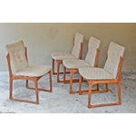 Image of Vamdrup Stolefabrik Danish Teak Dining Chairs