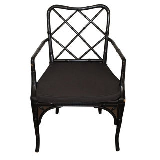 Williams Sonoma Chippendale Style Chair