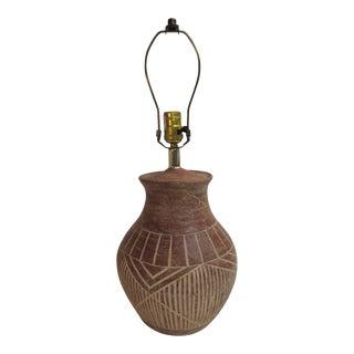 Southwestern Style Table Lamp