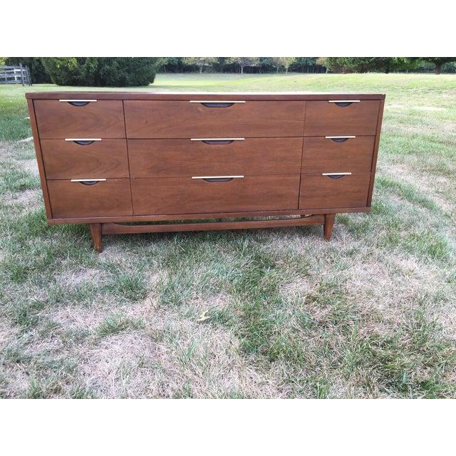 Image of Mid-Century Modern Kent Coffey Tableau Dresser