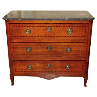 18th c. French Transitional Commode