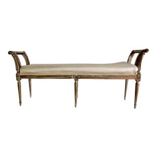 Lovely French Provincial Settee