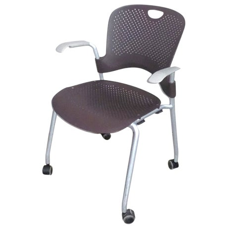 Herman Miller Casper Stacking Office Chair - Image 1 of 7