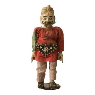 C.1910 English Wooden Merchant Doll