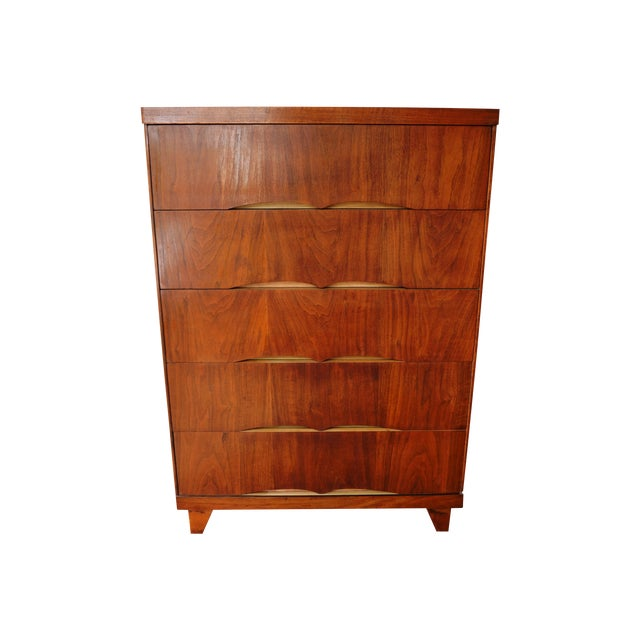 Mid-Century Chest of Drawers - Image 1 of 8