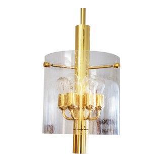 Model 4298 hanging lamp from Glashütte Limburg