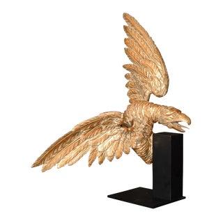Dramatic Giltwood Eagle