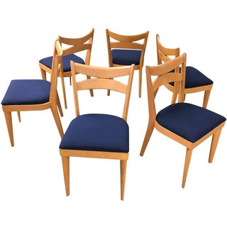 Heywood-Wakefield M953 A Chairs - Set of 6