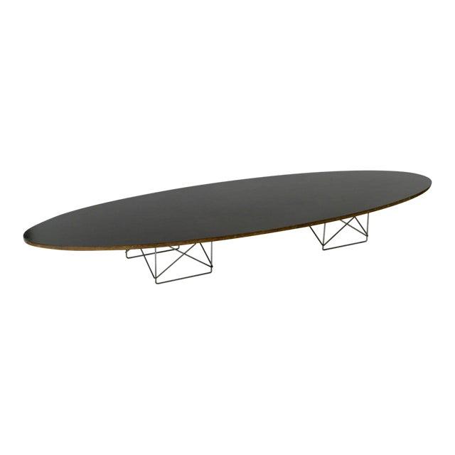 "Eames Elliptical ""Surfboard"" ETR Coffee Table - Image 1 of 11"