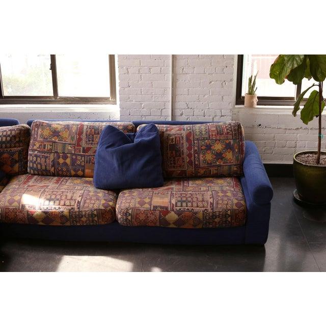 Roche Bobois Vintage Sectional Sofa - Image 4 of 6