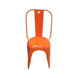 Orange Marais Chairs - Set Of 4