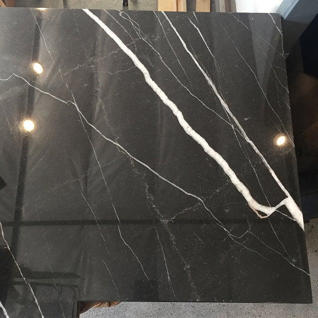 Image of Regency Breakfront Marble Console