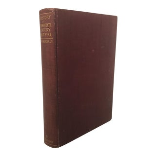 """""""A History of the Nineteenth Century"""" 1900 Book"""