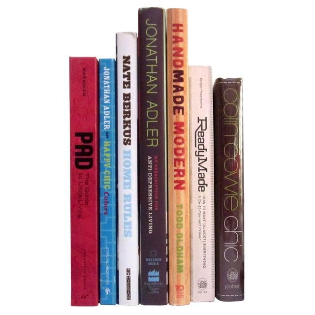 7 MCM Design Books - Image 1 of 4
