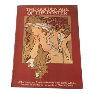 Vintage Art Nouveau Poster Book