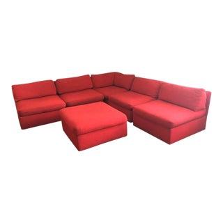 Milo Baughman for Thayer Coggin Modular Sofa