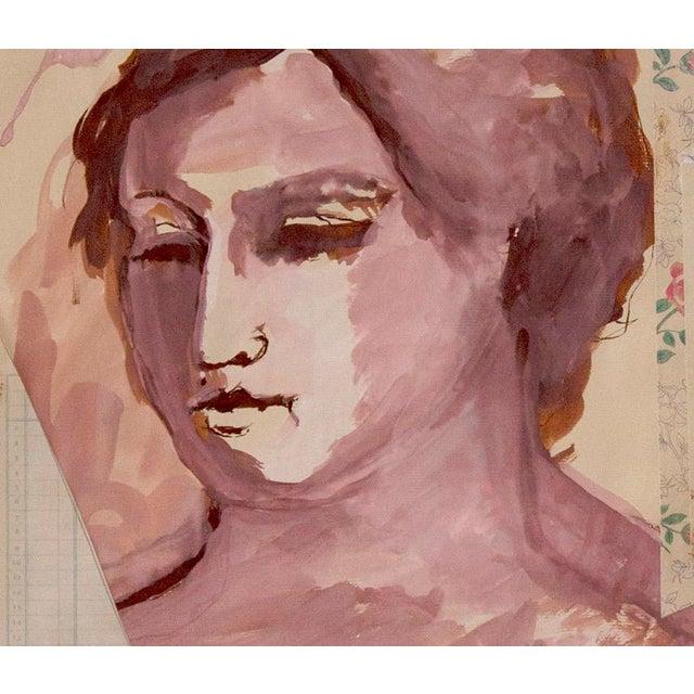 'Elizabeth in Springtime' Painting - Image 2 of 5