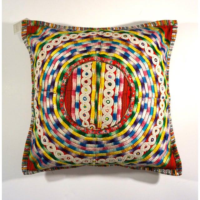 Upcycled Guatemalan Huipil Pillowcase - Image 2 of 5