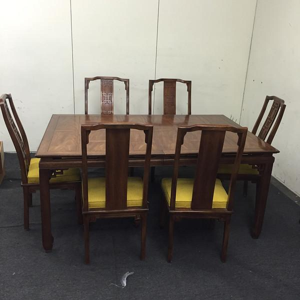 asian style dining furniture