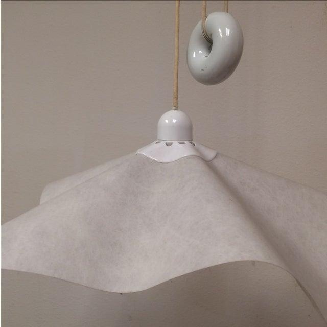 Image of Mid-Century Mario Bellini Area Lamp Artemide