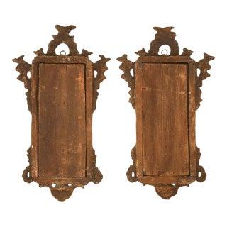 18th Century Italian Rococo Style Mirrors - A Pair