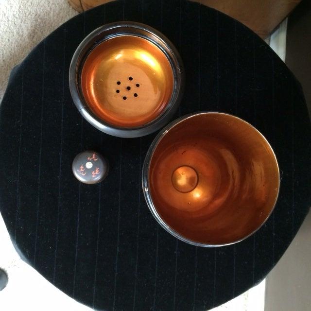 Chinoiserie Barware Set - Image 4 of 6
