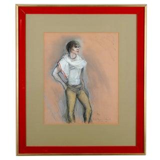 W. Robert LaVine - Rudolf Nureyev Ballet Rehearsal, 1968
