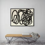 """Image of """"Abstract Squiggle No. 2"""" Fine Art Giclée Print"""
