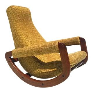 Mid-Century Danish Modern Rocking Chair