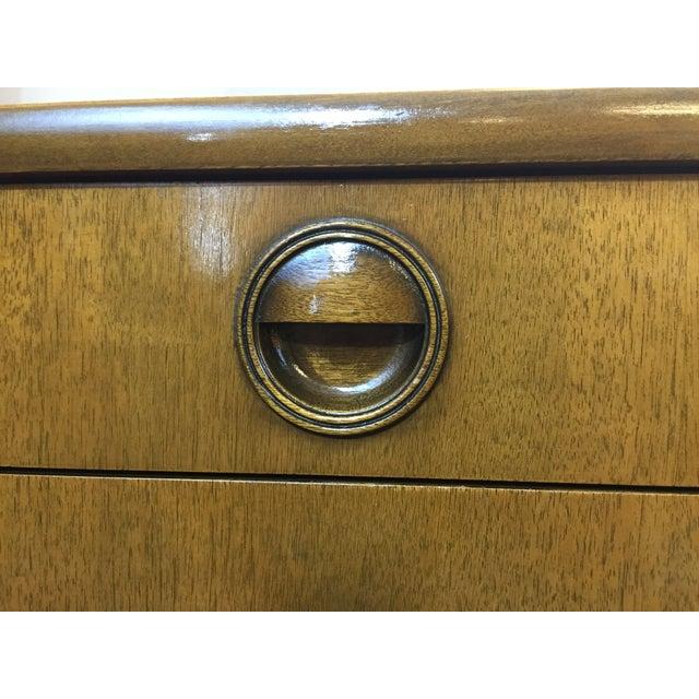 Landstrom Furniture Mid-Century Walnut Dresser - Image 5 of 11