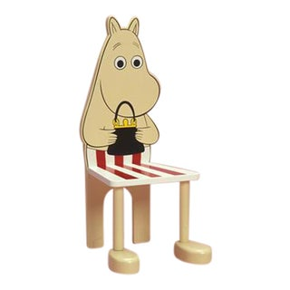Moomins Mama Children's Chair