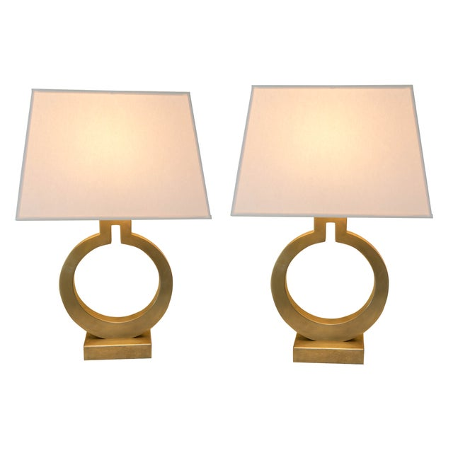 Image of Table Lamp (Pair) by E. F. Chapman