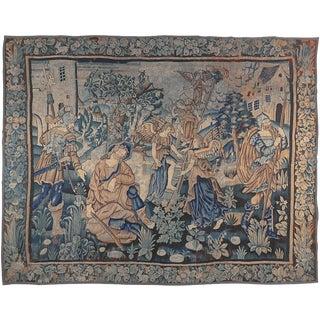 Antique 16th-Century Flemish Tapestry