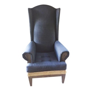 Designer Wingback Arm Chair