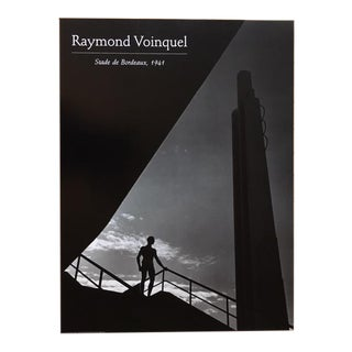 Raymond Voinquel Poster, Stade De Bordeaux