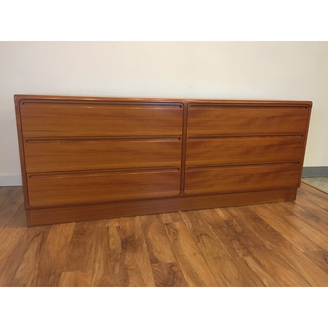 Torring Danish Modern Teak Dresser - Image 3 of 11