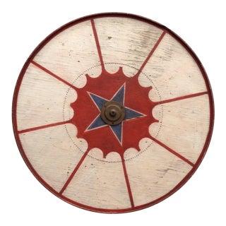 Vintage 1920s Game Wheel