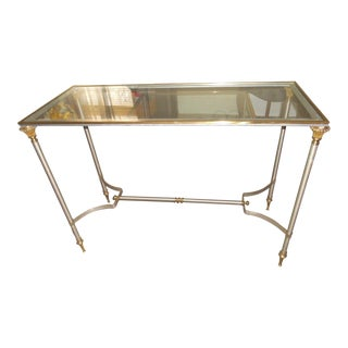 Vintage Maison Jansen Table Console