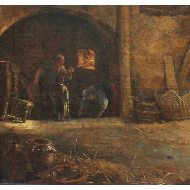 Bakery Interior Oil Painting - Image 5 of 7