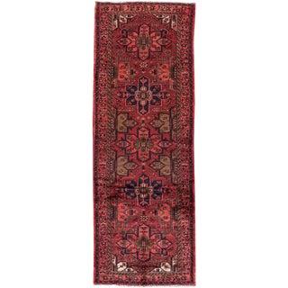 "Apadana - Vintage Persian Rug, 3'5"" x 9'7"""